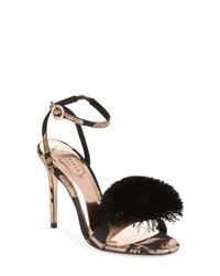 Ted Baker London Elynie Pom Sandal