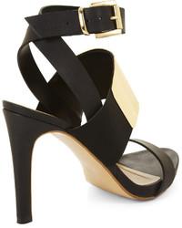550d50b063c ... BCBGMAXAZRIA High Heel Open Toe Strappy Sandal