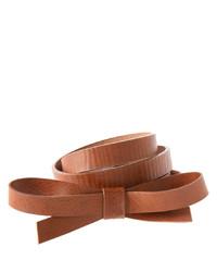 Asos Bow Skinny Waist Belt