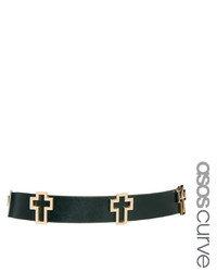 Asos Curve Cross Waist Belt