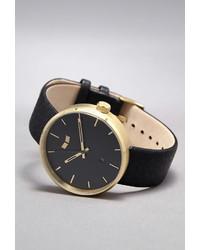21men 21 Vestal Roosevelt Genuine Leather Watch