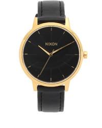 Nixon Kensington Watch With Leather Strap