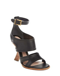 Alexander McQueen No 13 Wedge Sandal