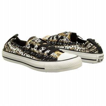 ... Gold Low Top Sneakers Converse Chuck Taylor Shoreline Animal Print  Sneaker