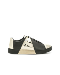 Emporio Armani Colour Block Sneakers