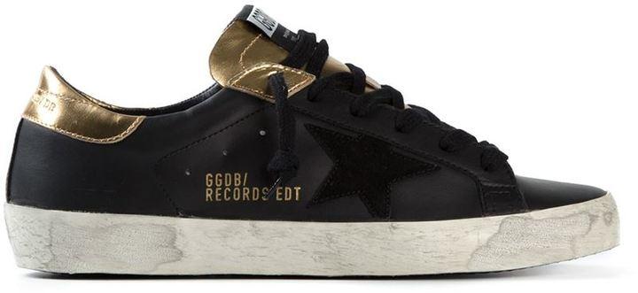 golden goose black gold