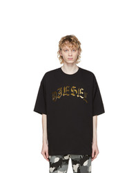 Diesel Black T Ball A1 T Shirt