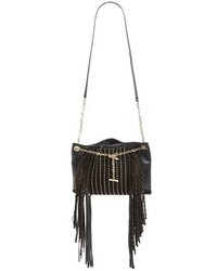 Jimmy Choo Alexia Fringe Crossbody Bag