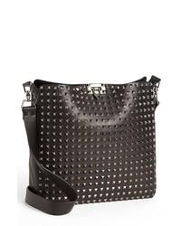 Valentino Rockstud Crossbody Bag Medium Black