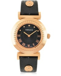 Versace Vanity Lady Black Watch