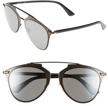 52mm Aviator Sunglasses
