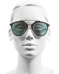 3af82ab25ab397 Christian Dior Dior Reflected 52mm Brow Bar Sunglasses,  475 ...