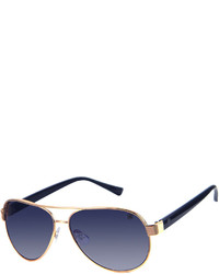 Nicole Miller Nicole By Nicole By Blazer Aviator Sunglasses
