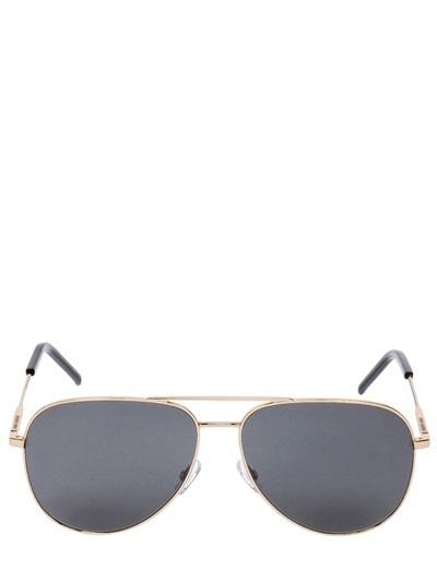 where to buy aviator sunglasses  Saint Laurent Classic 11 Aviator Sunglasses