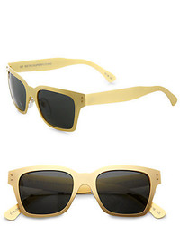 RetroSuperFuture Super By Metal America Oro Sunglasses