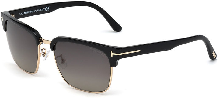 tom ford sunglasses rrve  Tom Ford River Sunglasses Blackrose Gold