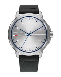 Tommy Jeans Urban Explorer Leather Watch