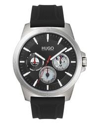 BOSS Hugo Twist Multifunction Silicone Watch