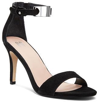 Victoria&39s Secret Vs Collection Ankle Strap Mid Heel Sandal