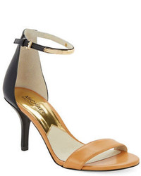 MICHAEL Michael Kors Michl Michl Kors Kristen Colorblocked Leather Sandals