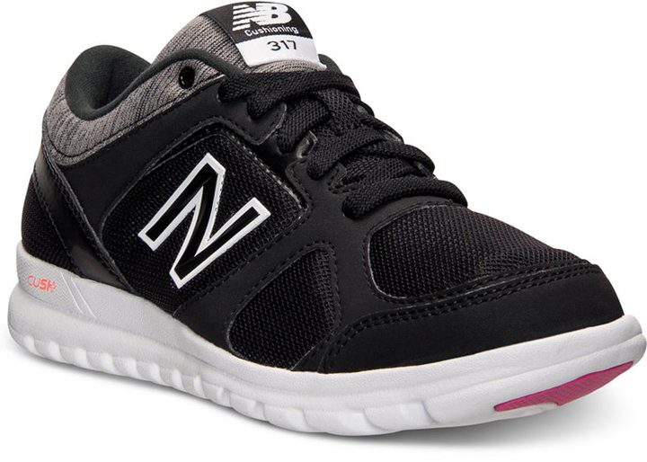 ... Shoes New Balance 317 Running Sneakers From Finish Line ...