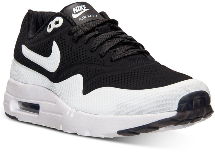 ... Nike Air Max 1 Ultra Moire Running Sneakers From Finish Line ... a10eeaa8705a