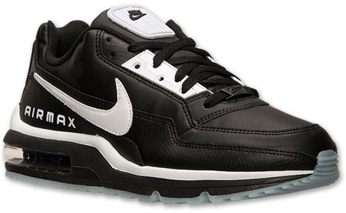 ... Finish Line › Nike › Black and White Athletic Shoes Nike Air Max Ltd 3  Premium Running Shoes ... af5431ba81
