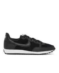 Nike Black Challenger Og Se Sneakers