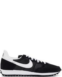 Nike Black Challenger Og Sneakers