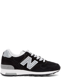 New Balance Black Made In Us 1400 Low Sneakers