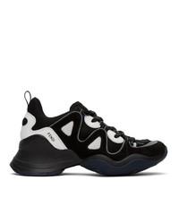 Fendi Black Runner Sneakers