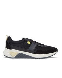 Diesel Black S Kb Low Run Sneakers