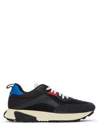 Diesel Black S Tyche Low Sneakers