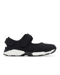 Marni Black Scuba Sneakers