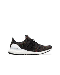 adidas Black Ultra Boost Low Top Sneakers