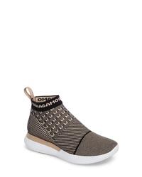 Salvatore Ferragamo Caprera Slip On Sneaker