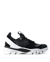 Calvin Klein Low Top Panelled Sneakers