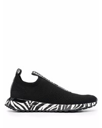 Michael Kors Michl Kors Bodie Zebra Print Sneakers