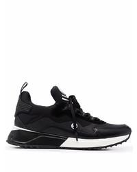 Michael Kors Michl Kors Theo Low Top Panelled Sneakers