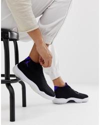 Jordan Nike Air Future Trainers In Black