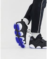Jordan Nike Black Cat Trainers In Black