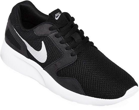 black and white athletic shoes nike kaishi running shoes