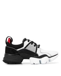 Givenchy Two Tone Jaw Sneakers