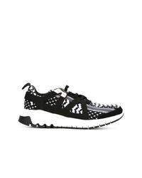 Neil Barrett Urban Runner Sneakers