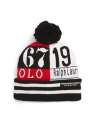 Polo Ralph Lauren Rl67 Pom Beanie