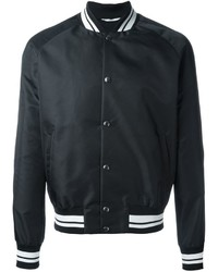 IN-STOCK WOOL/LEATHER CLASSIC JACKETS