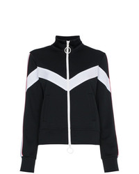 Off-White Zip Up Track Jacket