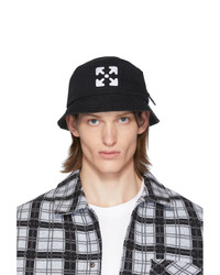 Off-White Black And White Arrows Bucket Hat