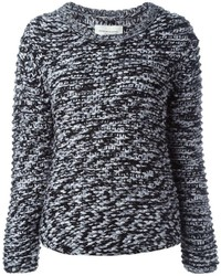 Public school marled chunky knit sweater medium 351905