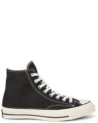 1970s chuck taylor all star canvas high top sneakers medium 429396
